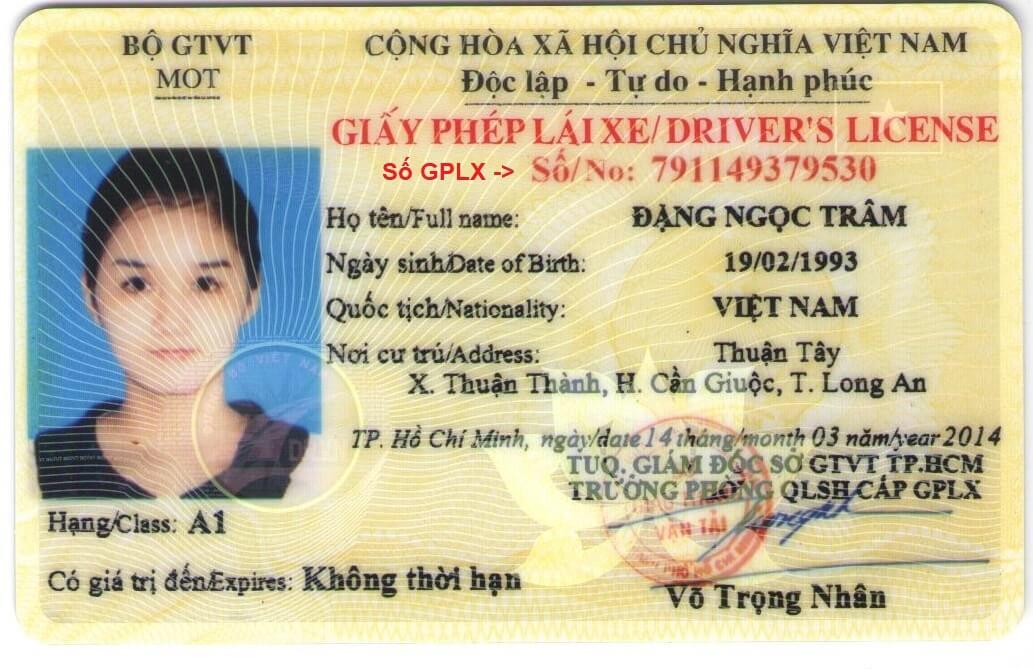 Quy định về thời hạn sử dụng bằng lái xe ở Việt Nam