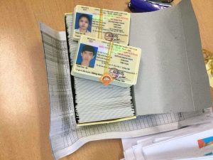 Hình ảnh về giấy phép lái xe A1