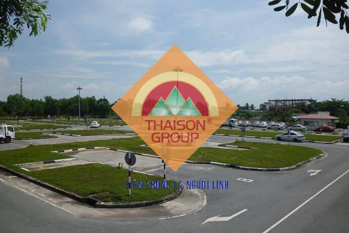Địa điểm học thực hành B2 dành cho học viên của Trường Dạy Lái Xe Thái Sơn