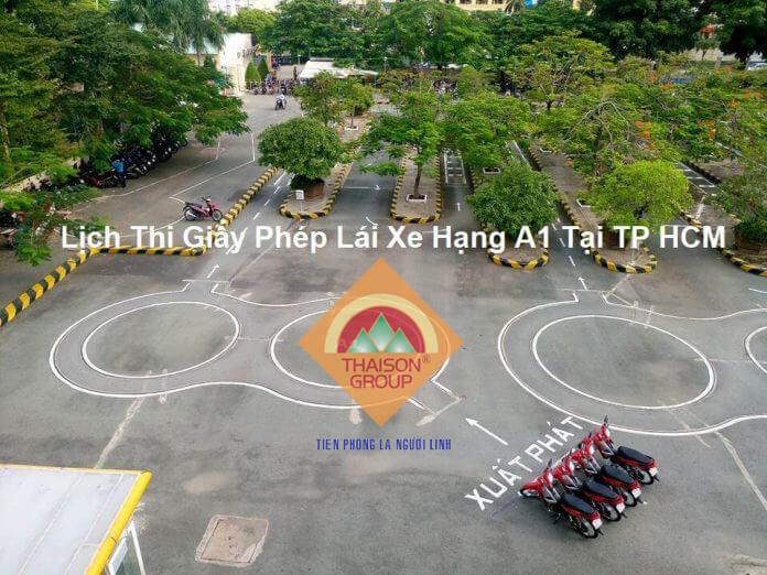 Lịch Thi Bằng Lái Xe Máy Hạng A1 Ở TPHCM