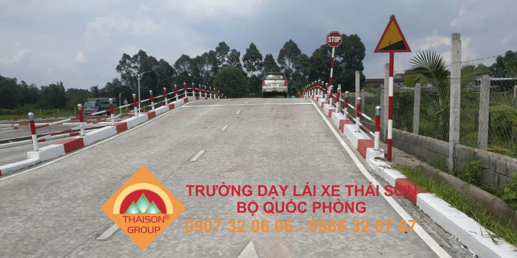 Địa chỉ học thực hành lái xe Ô tô B2 ở TPHCM