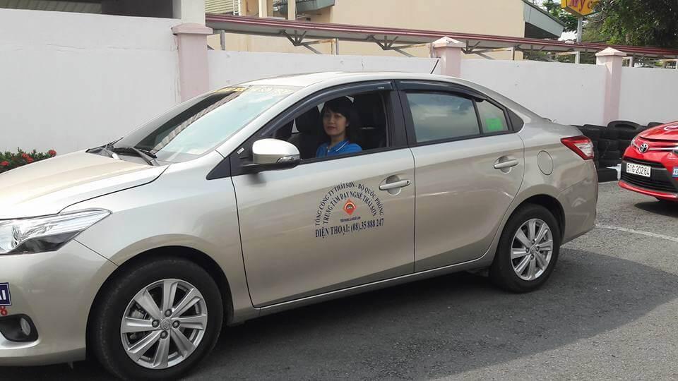 Học Lái Xe Ôtô B11 Tại Trường Dạy Lái Xe Ôtô Thái Sơn