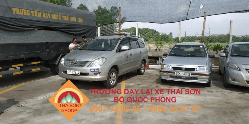 Địa chỉ học lái xe uy tín và chất lượng ở TPHCM
