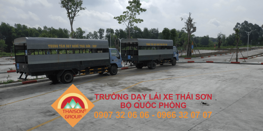Đến với khóa đào tạo lái xe tải hạng C của Thái Sơn học viên sẽ được hỗ trợ thủ tục đầy đủ và được tư vấn tốt nhất