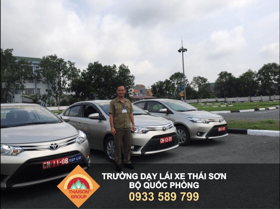 Địa chỉ học lái xe B2 tại TPHCM