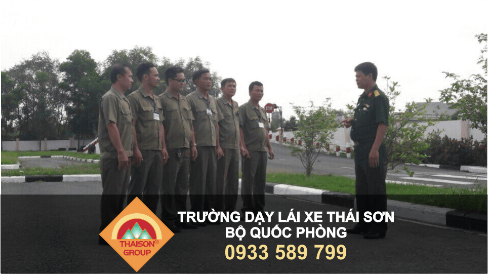 Khóa học lái xe ô tô B2 tại Thái Sơn